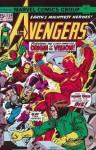 """Avengers #134 """"Origin of the Vision"""" - ENGLEHART"""