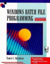Windows Batch File Programming - Namir Clement Shammas