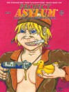 Project Asylum: Adult Folk Art Graphic Novella Series, Issue #1 - Nick Moore