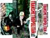 Transmetropolitan (Collections) (10 Book Series) - WARREN ELLIS, DARICK ROBERTSON, DARICK ROBERTSON, DARICK ROBERTSON, RODNEY RAMOS
