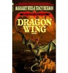 Dragon Wing (Death Gate Cycle #1) - Margaret Weis
