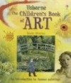 Usborne The Children's Book of Art: Internet Linked - Rosie Dickins, Carrie Armstrong, Uwe Mayer