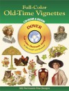 Full-Color Old-Time Vignettes CD-ROM and Book - Dover Publications Inc.