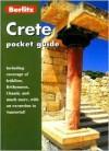 Berlitz Crete Pocket Guide (Berlitz Pocket Guide Crete) - Lindsay Bennett