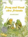Frog and Toad are Friends (I Can Read Picture Book Series) - Arnold Lobel