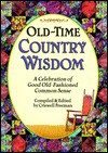 Old-Time Country Wisdom - Criswell Freeman