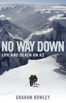 No Way Down - Graham Bowley