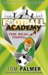 The Real Thing. Tom Palmer - Tom Palmer