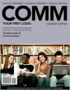 COMM 2008 Edition (with Access Bind-In Card) - Rudolph F. Verderber, Kathleen S. Verderber, Deanna D. Sellnow