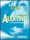 Auditing: An Integrated Approach (Study Guide) - Alvin A. Arens, James K. Loebbecke