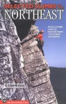 Selected Climbs in the Northeast: Rock, Alpine, and Ice Routes from the Gunks to Acadia - S. Peter Lewis, Dave Horowitz