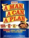 A Man, a Can, a Complete Survival Plan - David Joachim