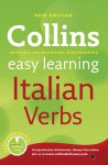 Collins Easy Learning: Italian Verbs - Collins UK, Collins UK