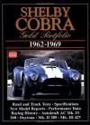 Shelby Cobra Gold Portfolio 1962~1969 - R.M. Clarke