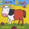 Fferm Ddwl Hanner a Hanner (Welsh Edition) - Elin Meek