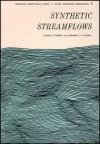 Synthetic Streamflows - Myron B. Fiering, Barbara Bund