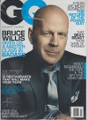 GQ Magazine (March, 2013) Bruce Willis Cover - Jim Nelson