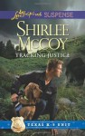 By Shirlee McCoy Tracking Justice (Love Inspired Suspense) [Mass Market Paperback] - Shirlee McCoy