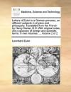 Lettres a Une Princesse D'Allemagne Sur Divers Sujets de Physique Et de Philosophie, Volume 2... - Leonhard Euler