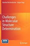 Challenges in Molecular Structure Determination - Manfred Reichenbächer, Jürgen Popp