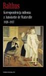 Balthus. Korespondencja miłosna z Antoinette de Watteville 1928-1937 - Balthus, Jan Maria Kłoczowski