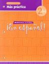 En Espanol! Mas Practica Cuaderno Level 2 - McDougal Littell, Curtin