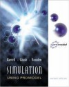 Simulation Using Promodel W/ CD-ROM - Charles R. Harrell, Biman K. Ghosh, Royce O. Bowden
