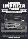 Subaru Impreza Turbo 1994-2001 Limited Edition Extra - R.M. Clarke