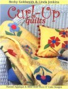 Curl Up Quilts: Flannel Applique & More From Piece O' Cake Designs - Becky Goldsmith, Linda Jenkins