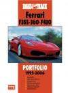 Road & Track Ferrari F355-360-F430 Portfolio: 1995-2006 - R. Clarke