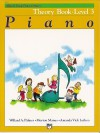 Alfred's Basic Piano Theory Book: Level 3 (Alfred's Basic Piano Library) - Willard A. Palmer, Morton Manus