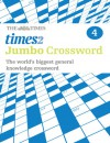 Times 2 Jumbo Crossword Book 4 - John Grimshaw