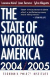 The State Of Working America, 2004/2005 - Lawrence Mishel, Jared Bernstein, Sylvia Allegretto
