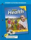 Teen Health Course 2 Student Activities Workbook - Glencoe/McGraw-Hill