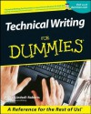 Technical Writing For Dummies - Sheryl Lindsell-Roberts