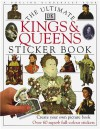 Kings & Queens Ultimate Sticker Book - DK Publishing