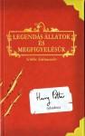 Legendás állatok és megfigyelésük - Göthe Salamander, J.K. Rowling