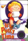 It's Potty Time for Boys (It's Time to...Board Book Series) - Ron Berry
