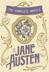 The Complete Novels of Jane Austen: Emma, Pride and Prejudice, Sense and Sensibility, Northanger Abbey, Mansfield Park, Persuasion, and Lady Susan (The Heirloom Collection) - Jacqui Oakley, Jane Austen