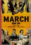 March: Book One - John Lewis, Nate Powell, Andrew Aydin