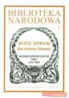 Sen srebrny Salomei - Juliusz Słowacki