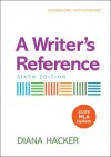A Writer's Reference with 2009 MLA Update - Diana Hacker