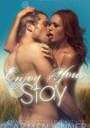 Enjoy Your Stay (Sugartown #2) - Carmen Jenner