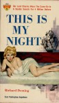 This Is My Night - Richard Deming