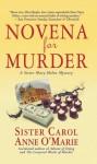 Novena for Murder - Carol Anne O'Marie