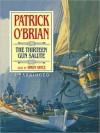 The Thirteen-Gun Salute (MP3 Book) - Patrick O'Brian, Simon Vance