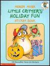 STICKERS: Little Critter's Holiday Fun: Sticker Book - NOT A BOOK