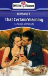 That Certain Yearning - Claudia Jameson
