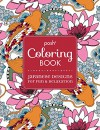 Posh Adult Coloring Book: Japanese Designs for Fun & Relaxation (Posh Coloring Books) - Andrews McMeel Publishing