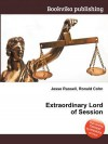 Extraordinary Lord of Session - Jesse Russell, Ronald Cohn